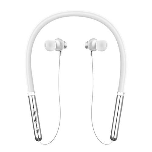 Changseo Q30 - Auriculares inalámbricos con Bluetooth y Auriculares estéreo, Blanco