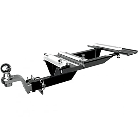 Trailer hitch 1-7/8 ball black - 720690 - Khrome werks 39020094