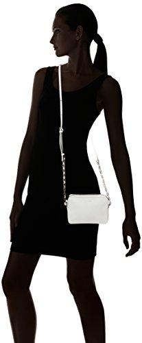 Calvin Klein - SOFIE MICRO CROSSBODY, Borse da donna bianco (ARTIC WHITE)
