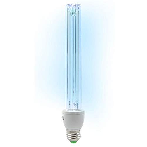Lichtervorhang Deckenleuchte Uv-Ozon-Quarzlampen 25W Ultraviolette Keimtötende Lichter Uv-Lampe Für Zuhause E27 Ultravioletts Terilisationslampe Medizinisches Sterilizat