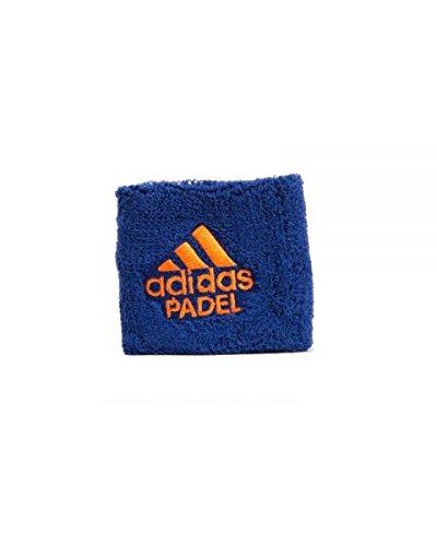 Adidas MUÑEQUERA Corta Pack 2 Azul