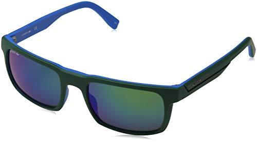 Lacoste Herren L866S 315 56 Sonnenbrille, Matte Green,