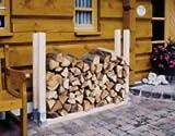 Holzstapelhalter feuerverzinkt