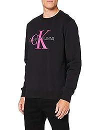 Calvin Klein Jeans Monogram Reg Crew Neck Sweater Homme