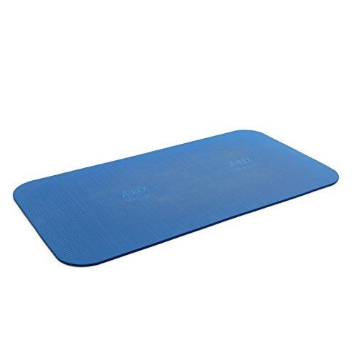AIREX Corona 185, Gymnastikmatte, blau, ca. 185 x 100 x 1,5 cm -