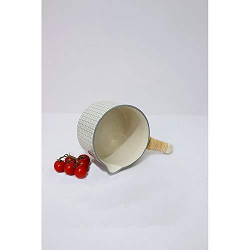 Saucière servier Théière Service Bocal avec poignée Elizabeth Serving Pot Bloom ingville