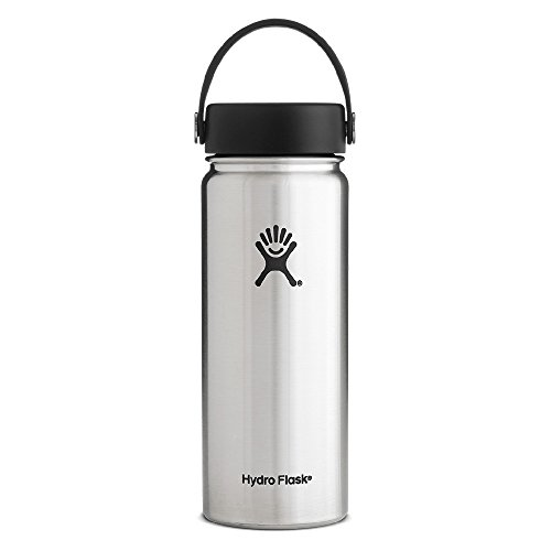 Hydro Flask 32Oz-946ml bocca larga, Stainless, Taglia unica