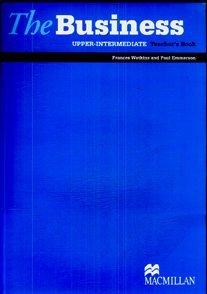 The Business Upper-intermediate: Teacher's Book by Paul Emmerson (2008-01-31)