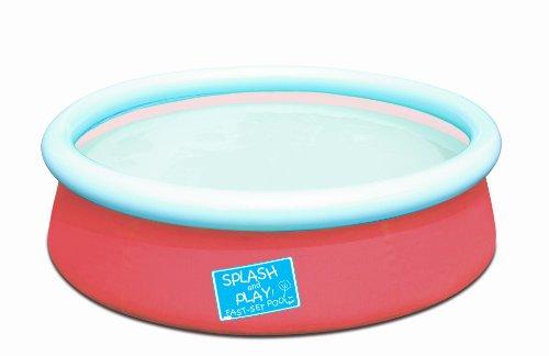Opiniones de bestway piscina infantil redonda fast set 152 for Piscinas bestway opiniones