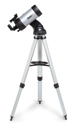 BUSHNELL NORTH STAR GOTO - TELESCOPIO  100 MM X 1300 MOTORIZADO MAKSUTOV-CASSEGRAIN  GRIS