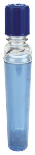 Nalgene PC-Flachmann Trinkflasche, Blau, 300 ml