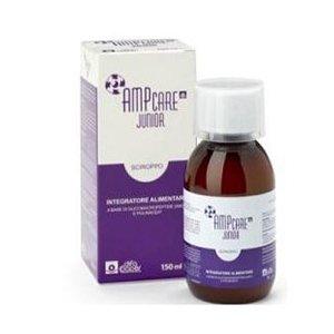Nahrungsergänzungsmittel für das Kind Per Bambini Immunostimolante A Base Di Echinacea Ampcare Junior Sciroppo 150 Ml