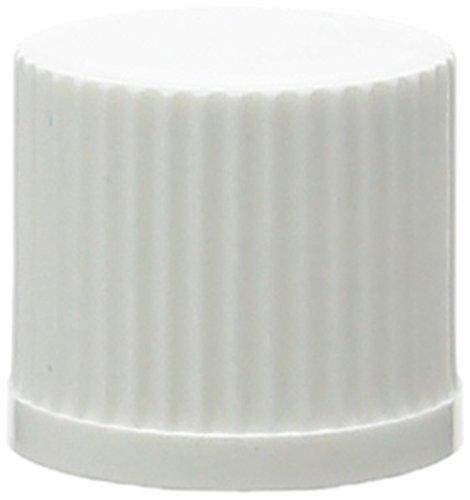 dutscher 063279Gap für Fläschchen mit einem Volumen von 250bis 1000ml–GEWINDE 25–LDPE Schraubdeckel, Farbe Natur, LDPE (Gewinde-fläschchen)