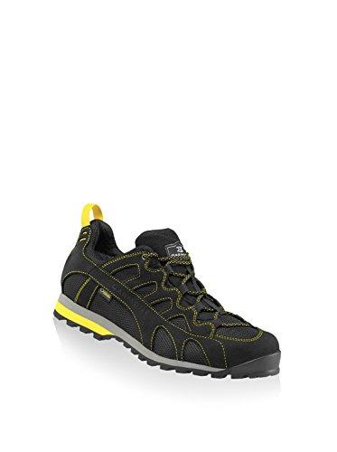 Garmont Mystic Flow Surround Shoes Men Black/Yellow 2016 Schuhe Black/Yellow