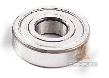DREHFLEX® - Lager/Kugellager 6205 ZZ - staubdicht - 25x52x15mm