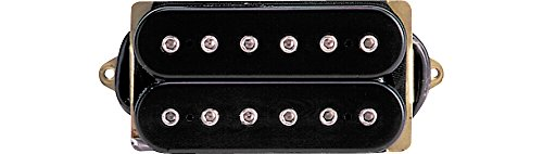 DIMARZIO DP100 F SUPER DISTORSION F SPACE – PASTILLA HUMBUCKER NEGRO