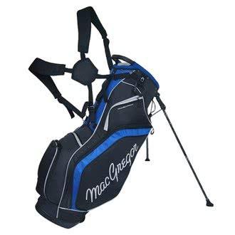 MACGREGOR Response Sac de Golf pour Homme Noir/Bleu Taille...