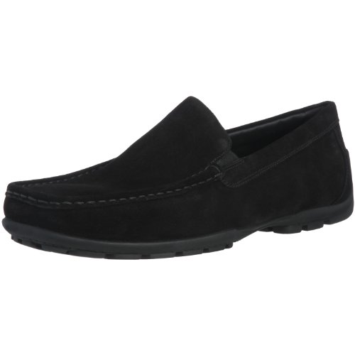 Geox Uomo Winter Monet, Mocassins homme Noir (C9999)