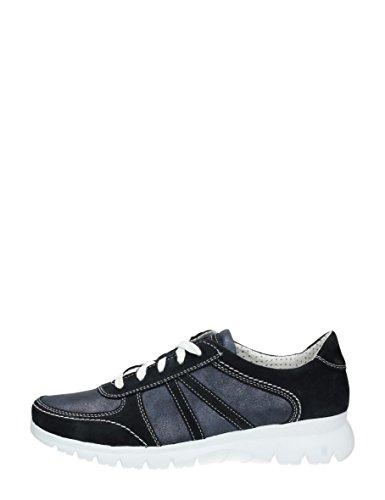 Ozean 26 Sneaker Blau Sportlichen Damen Ara qwzRSXR