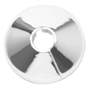 Plumb-Pak – Plafón embellecedor para tubos de 15 mm (6 unidades), color cromado