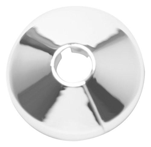 Plumb-Pak Rohrmanschetten, Chrom, 15 mm, 6 Stück