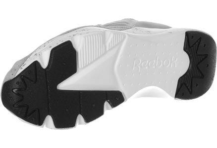 Basket Reebok FuryLite Slip-On - Ref. V69632 Gris