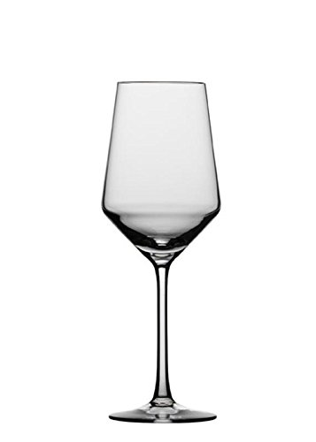 Schott Zwiesel 112778 Weißweinglas, Glas, transparent, 6 Einheiten
