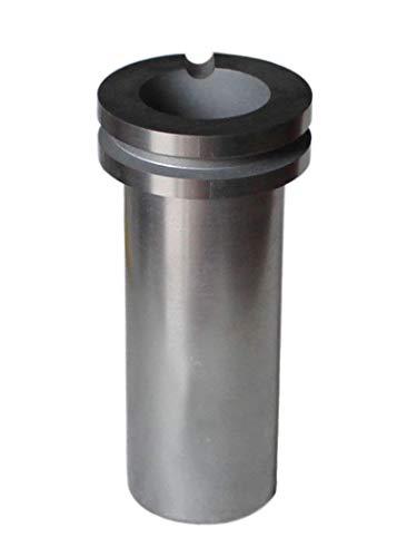 LLF Schmelztiegel, hochrein, Graphit, zum Schmelzen von Ofen, Schmelzmaschine, Schmuckwerkzeug - 2kg