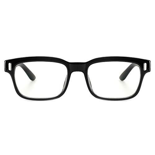 Cyxus lumière Bleue Lunettes [Transparent Lentille] Anti Fatigue oculaire, Grande pour Les lecteurs d'ordinateur/téléphone Portable/Jeu 8084... 4
