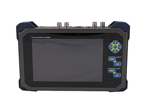 GEN35-GENIE SDI07HY PROFESSIONAL HYBRID CCTV TEST MONITOR 17.78 CM, TFT, LCD, LED, HINTERGRUNDBELEUCHTUNG, HD, SDI PANEL, HDMI, VGA, PTZ CVBS CONTROL Hybrid Control Panel