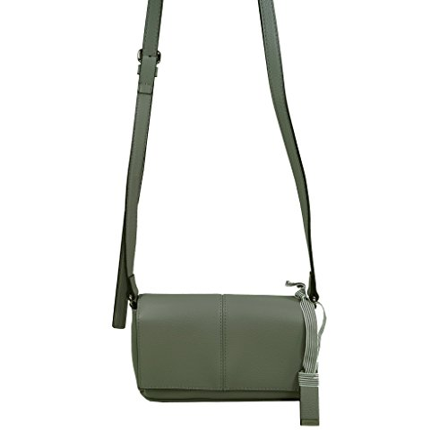 Esprit Nancy Mini Bag Umhängetasche 20 cm Grau