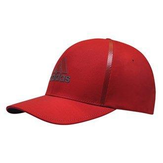 Adidas Delta–Casquette de golf pour homme L/XL rouge