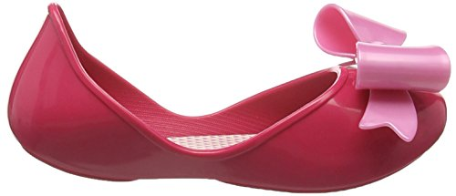 Zaxy Kids Start Bow, Ballerines fille Rose - Pink (Pink Contrast)