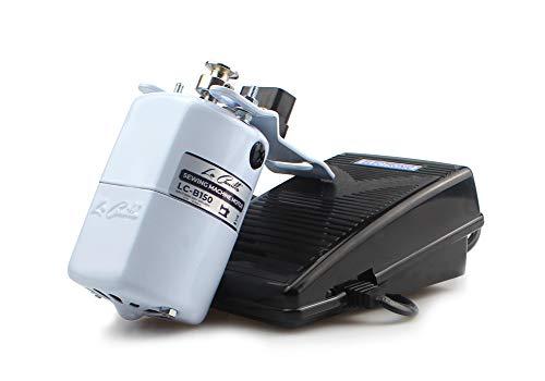 La Canilla ® - Nähmaschinenmotor 150W 8.000RPM (Weiß) | Nähmaschine Motor für Singer, AEG, Victoria, W6, Brother. Nähmaschinen Ersatzteile