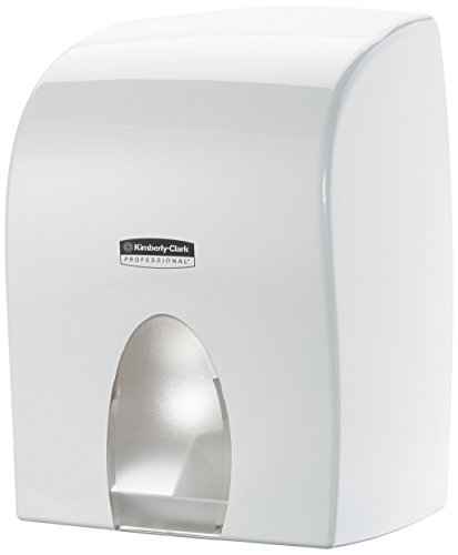 KIMBERLY-CLARK PROFESSIONAL Folded, Interleaved Hand Towel Dispenser (product code 9962) -  White