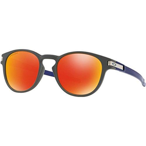 Gafas de Sol Oakley LATCH OO 9265 MATTE CARBON/PRIZM RUBY hombre