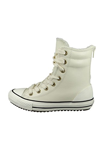 WHITE HIGH CONVERSE 653389C ZAPATILA Parchment Black Egret