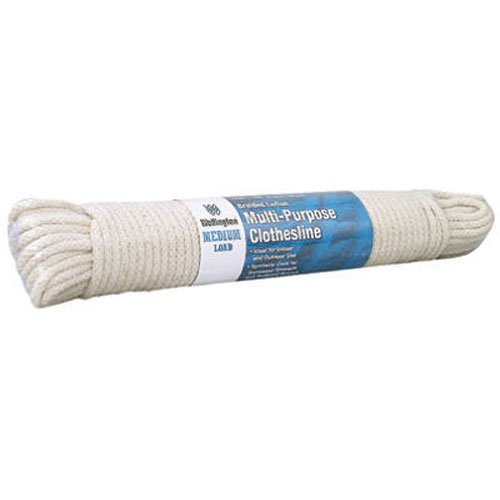 Wellington Cordage #10712 7/32x100' Clothesline by Wellington-Cordage