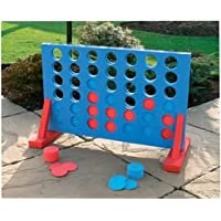GARDEN GAME, GIANT 4 IN A ROW GA009 By KINGFISHER