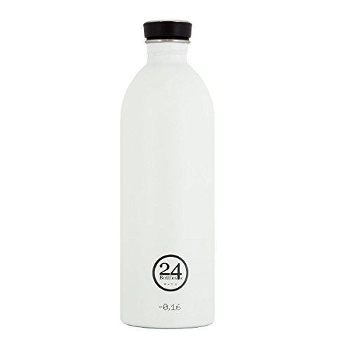 Produktbild 24Bottles Urban, Trinkflasche Unisex Erwachsene, Unisex - Erwachsene, Urban, Ice White, 1000 ml