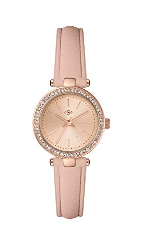 Spirit Womens Analogue Classic Quartz Watch with PU Strap ASPL106 Best Price and Cheapest