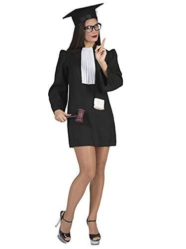 Disfraz de juez mujer M