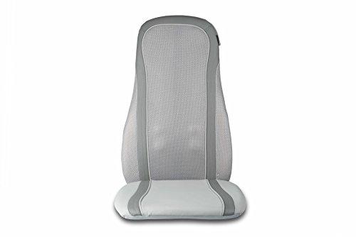 Medisana MC 818 Massageauflage 88918, für die gesamte Rückenpartie mit zuschaltbarer, mit zuschaltbarer Rotlicht- und Wärmefunktion