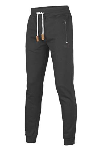 Mount Swiss Herren MS Hose, Finn, Anthracite, Gr. L/Lange Hose/Jogginghose/Sweatpants