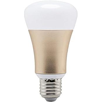 Smart Led Lampe Konesky Wi-Fi Led Intelligente Glühbirne E27 6W LED ...