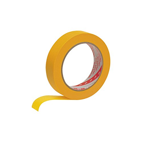 Preisvergleich Produktbild 3M Scotch Super UV-Abdeckband 244, 0, 08 mm x 36 mm x 50 m,  gold,  1 Stück, 3244036
