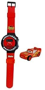 Disney Cars Disney Cars Lighting Mcqueen Whizz Watch