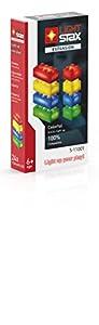 Light STAX S de 11001-Expansion-Piedras Adicional, cajones de diseño, Color Rojo/Azul/Verde/Amarillo