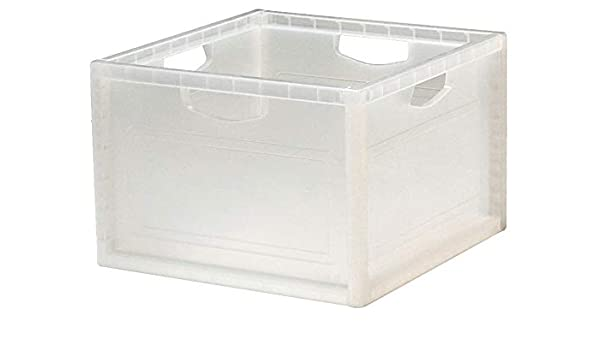Cloud Storage Box Stackable Cube with