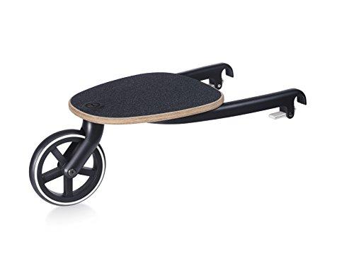 *CYBEX Gold Mitfahrbrett, Für CYBEX Kinderwagen Balios S, Kid Board, Schwarz*